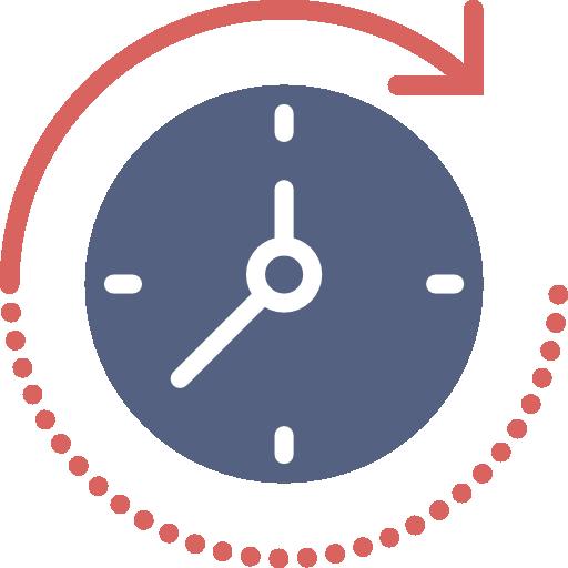 Configure intervalos y duraciones